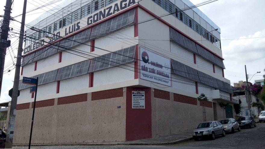50 ANOS DE TRADIÇÃO EDUCANDO E VALORIZANDO, O COLÉGIO SÃO LUÍS GONZAGA COMEMORA JUBILEU DE OURO