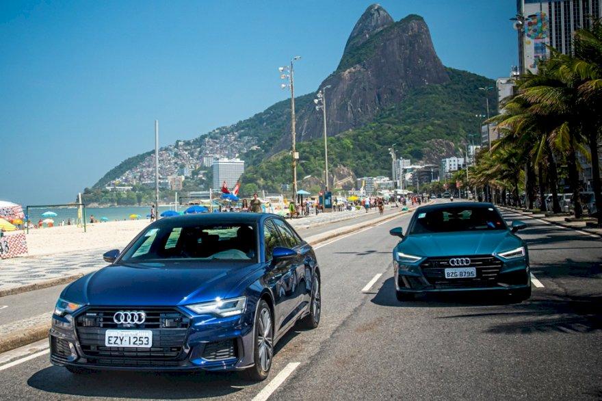 Testamos os novos Audi A6 e A7 Sportback