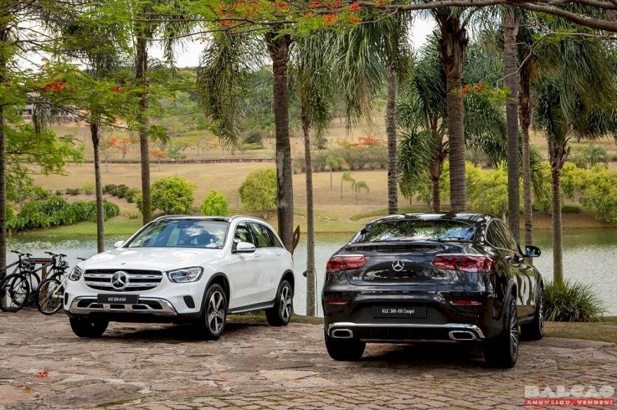 Mercedes-Benz apresenta nova família GLC com MBUX e motor a diesel