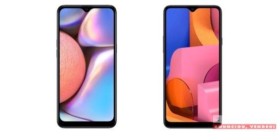 Samsung anuncia lançamento dos novos Galaxy A10s e A20s no Brasil