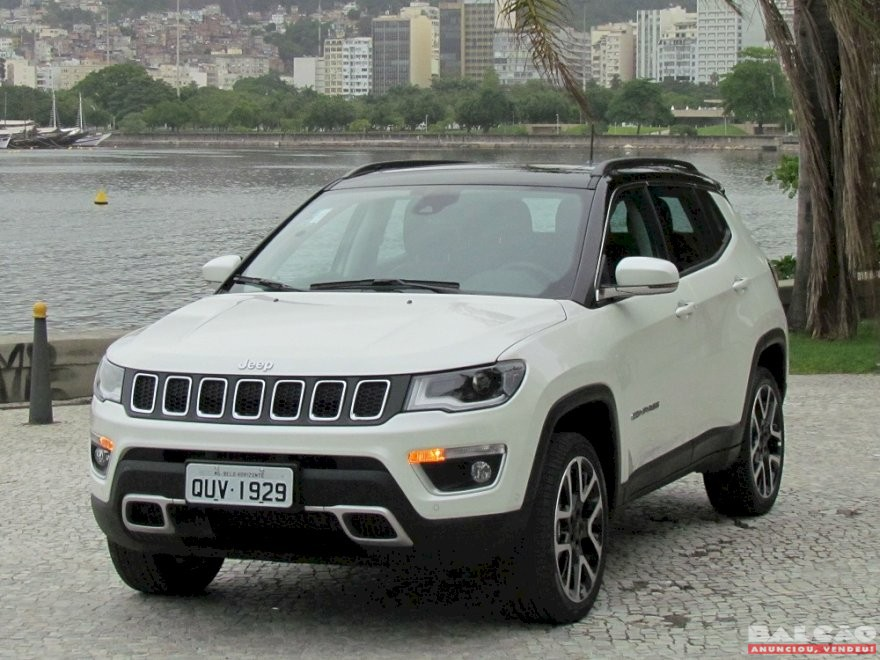 Testamos o Jeep Compass Limited 2.0 Diesel AT 4x4 2020