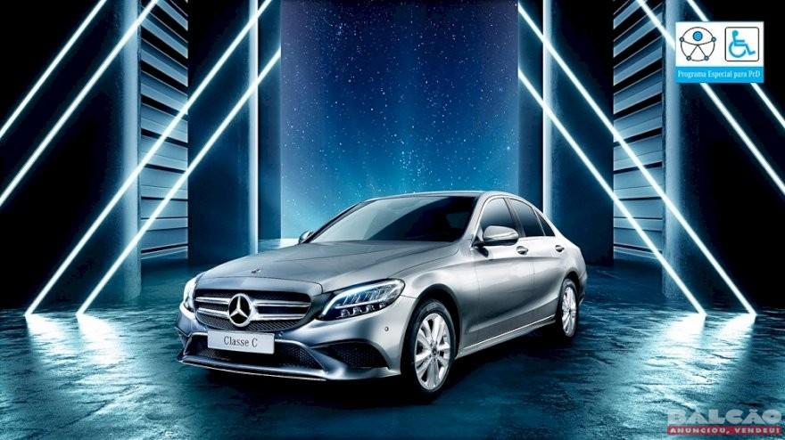 Mercedes-Benz com condições especiais de vendas de automóveis para PcD's
