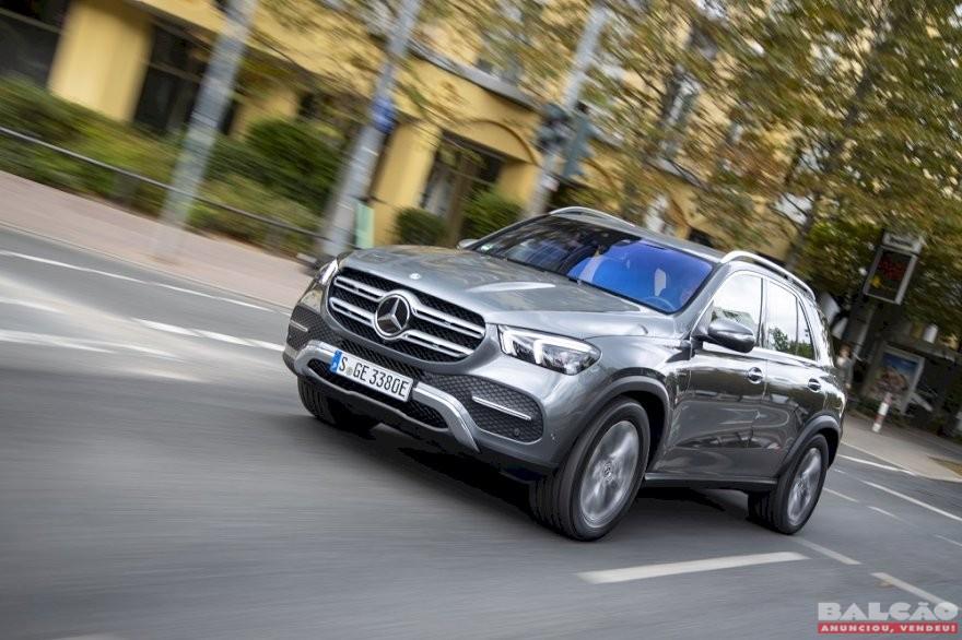 Novo Mercedes-Benz GLE com sete lugares e duas motorizações inéditas no Brasil