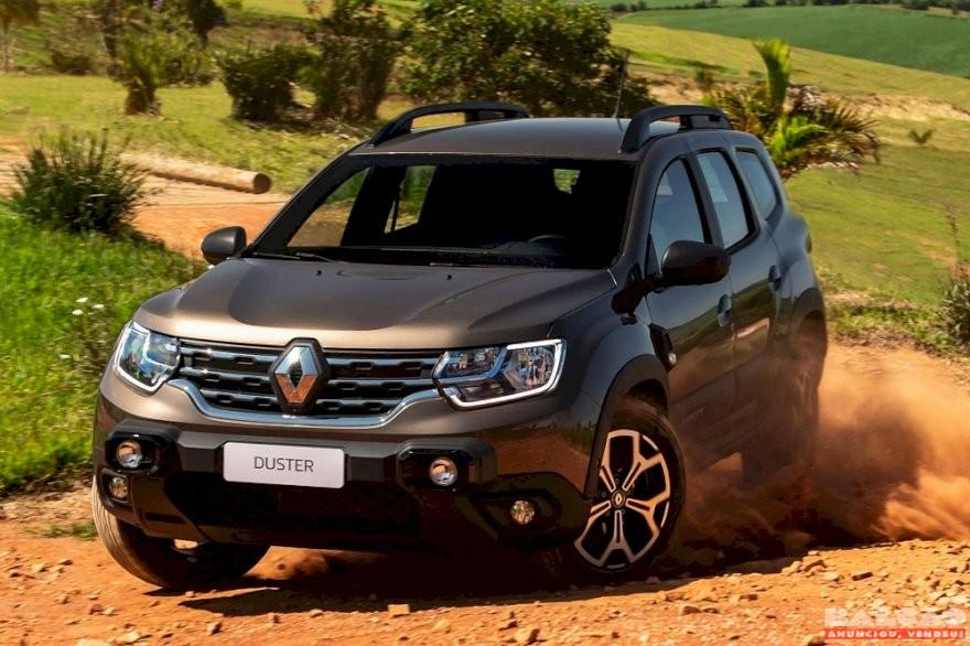 Testamos o Renault Duster 2021
