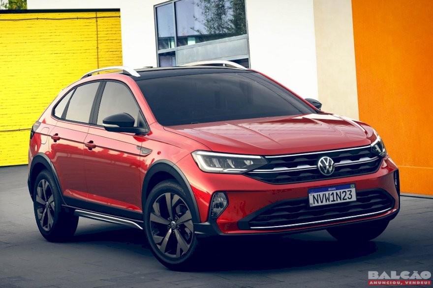 Volkswagen apresenta o Nivus