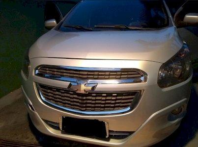 Chevrolet Spin LTZ Ano 2012/13 completa r$34 MIL