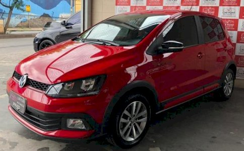 VOLKSWAGEN FOX PEPPER 1.6 FLEX ANO 2016