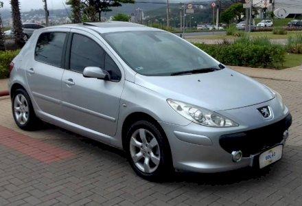 Peugeot 307 1.6 MANUAL ANO 2011