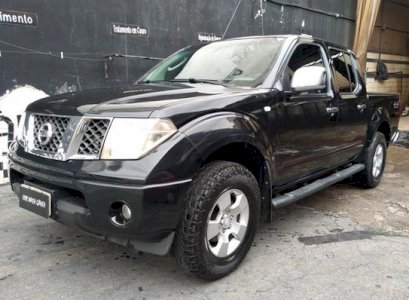 NISSAN FRONTIER SEL CD 4X4 ANO 2008