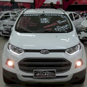 FORD ECOSPORT FREESTYLE 1.6  FLEX ANO 2016