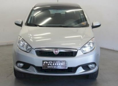 FIAT GRAND SIENA ESSENCE 1.6 FLEX ANO 2014