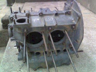 Bloco de motor 1600 VW a ar ano 1994/5 kombi fusca