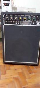 Amplificador de som para instrumentos musicais 15 polegadas