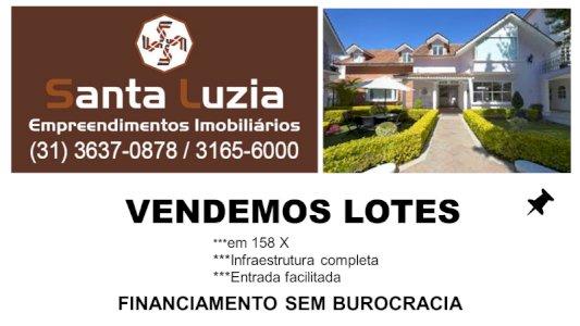 LOTES FINANCIADOS EM SANTA LUZIA