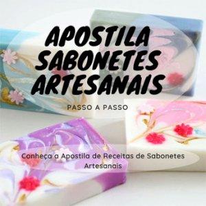 Apostila Digital de Como Fazer Sabonetes Artesanais e Produtos Aromáticos