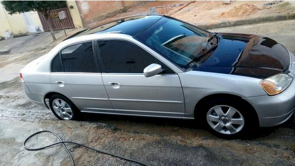 HONDA CIVIC SEDAN ANO 2003