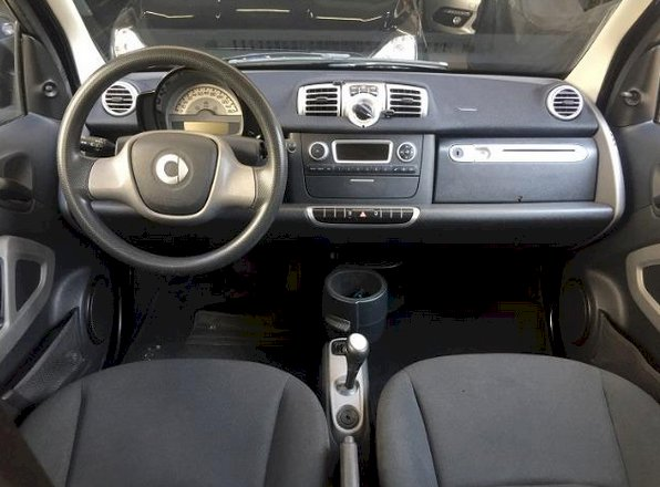 SMART FORTWO PASSION COUPE 1.0 ANO 2013