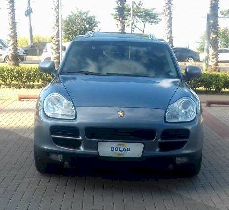Porsche Cayenne V8 S ANO 2004