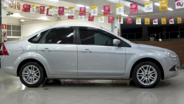 FORD FOCUS 2.0  FLEX ANO 2012