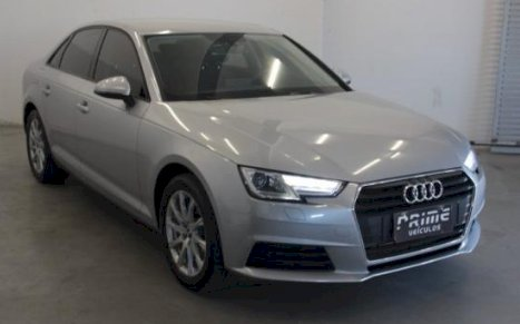 AUDI A4 ATTRACTION 2.0 TFSI ANO 2017