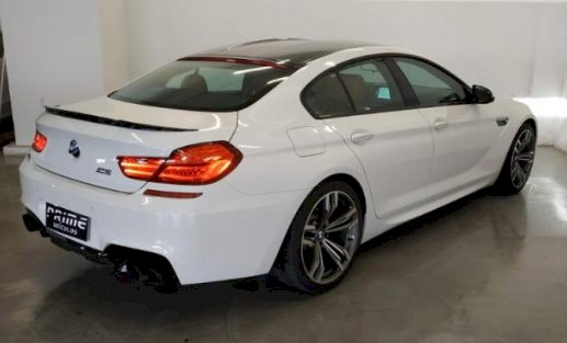 BMW M6 GRAN COUPE 4.4 BI-TURBO ANO 2015
