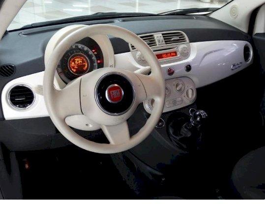 FIAT 500 CULT 1.4 FLEX ANO 2012