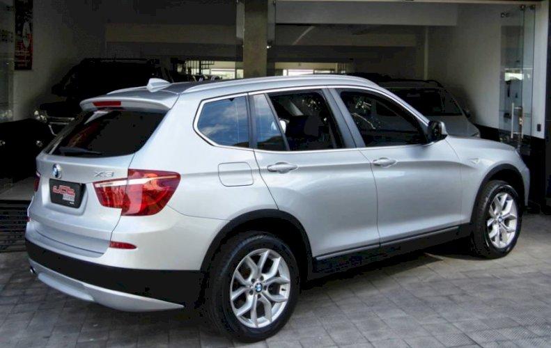 BMW X3 XDRIVE 20I16V TURBO 4X4 ANO 2014