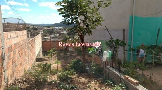 LOTE residencial 150 m² murado Bairro SANTANA II  Grande BHte MG