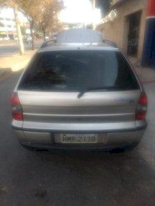 Fiat Palio Weekend ELX 1.6 8V Ano 2000 completa cor Prata