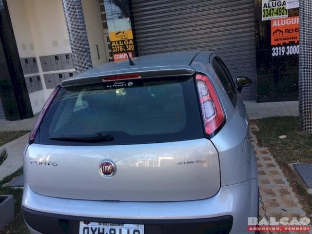 Fiat Punto Attractive 1.4 Ano 2014 Flex Único Dono Completo