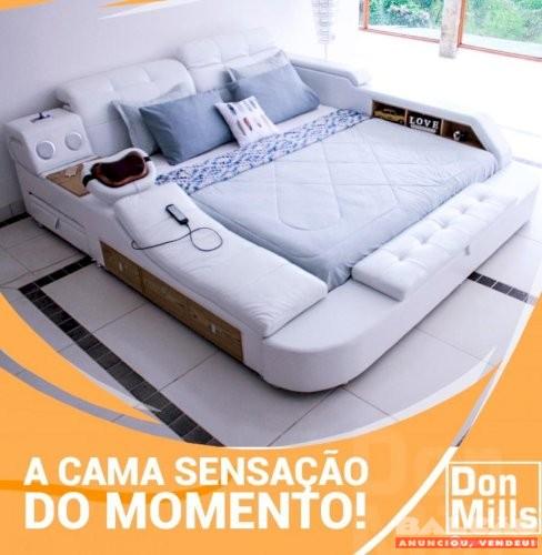 Black Friday Smart Bedz Don Mills Cama Multifuncional Pronta Entrega