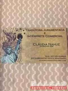 Traduções Juramentadas e Serviços de Intérprete