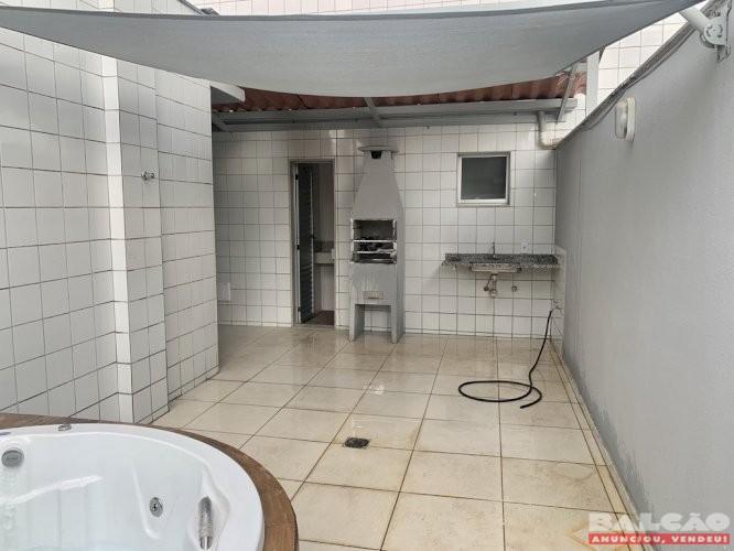 Apartamento duplex de cobertura 2 quartos com 2 vagas na Regiao da Pampulha