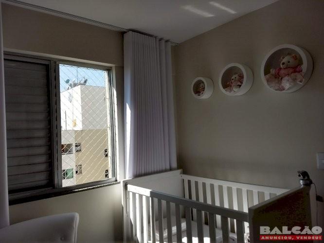 Apartamento 2 quartos 2 vagas todo montado no Bairro Manacás