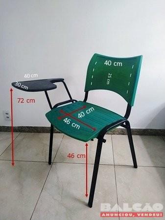 Cadeiras Universitárias em ótimo estado