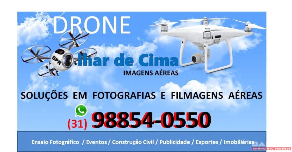 Soluções aéreas com drone fotos e vídeos