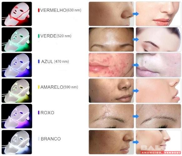 Máscara Revolucionária no Tratamento Da Pele Facial, Maior Sucesso Na Europa