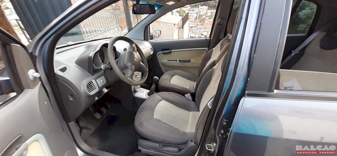 Troco Chery Face Ano 2011 completo por carro de menor ano