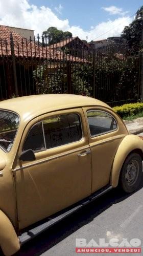 VW FUSCA ANO 1971 motor 1.500 novo documentação ok barato ou troco