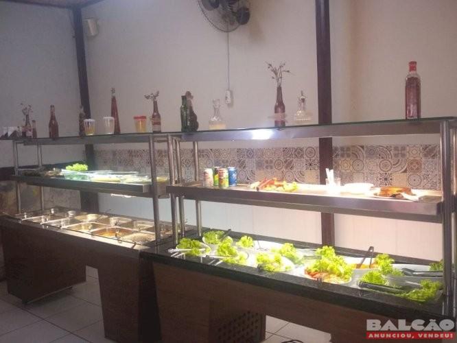 Vendo Restaurante Montado, Bairro Santa Efigênia, com excelente ponto e clientela.