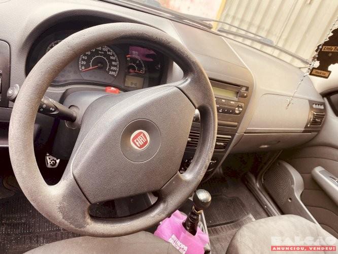 Fiat Siena EL Ano 2009/2010 Flex Direção Hidráulica Vidros Elétricos