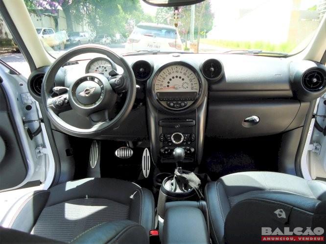 Mini Cooper Countryman S 1.6 Turbo Ano 2014 Único Dono, Impecável de novo.