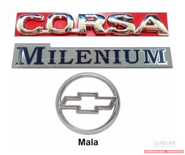 Chevrolet Corsa 1.0 Sedan Milenium Ano 2001/2002 vidros e travas elétricos