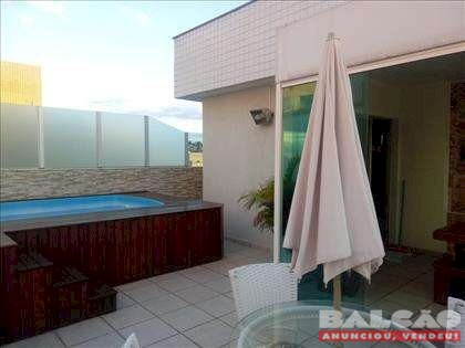 Cobertura no bairro Fernão Dias 3 quartos sendo 1 suíte espaço gourmet e piscina